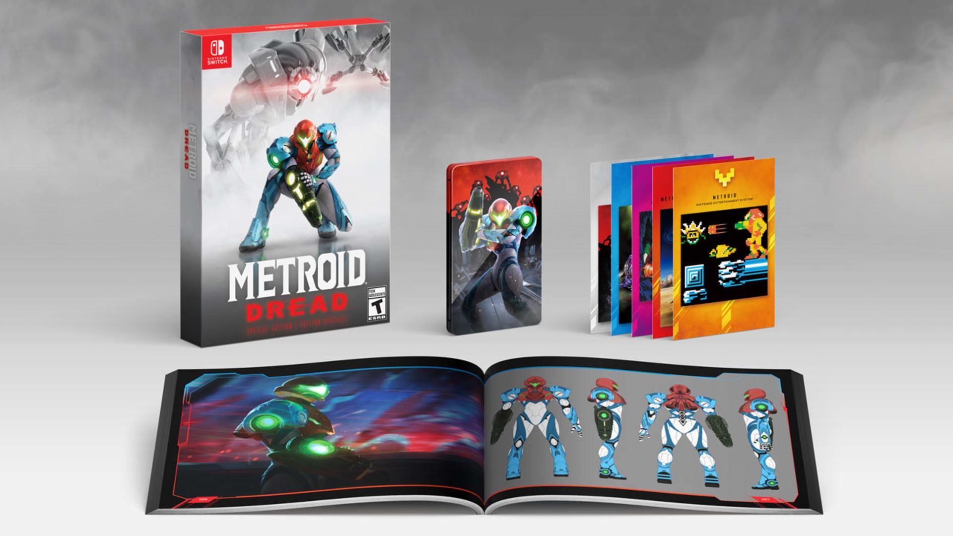Metroid Dread: Special Edition - Nintendo - Official Site