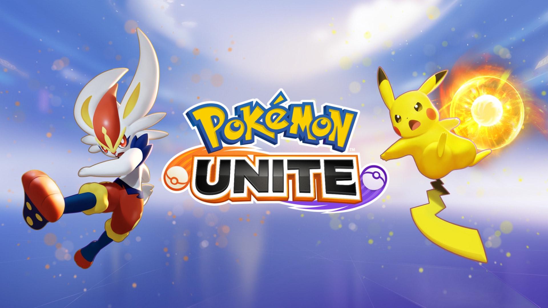 Pokemon announces Nintendo Switch launch date for Pokemon UNITE ...
