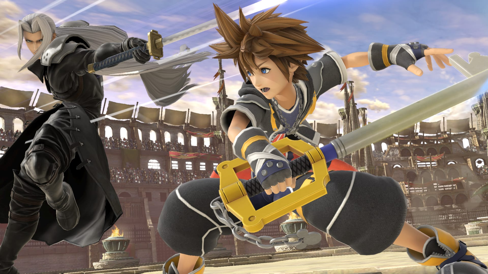 Sora from Kingdom Hearts revealed as the final DLC fighter coming to Super  Smash Bros Ultimate - Nintendo - Official Site