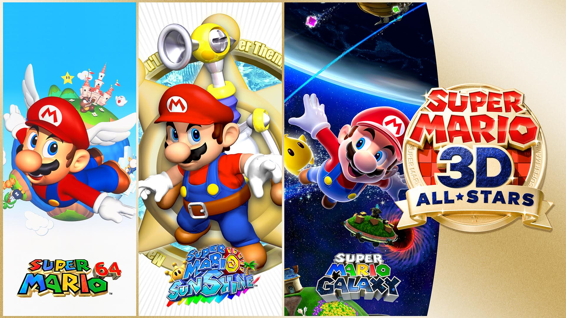 Super Mario 3D All Stars (Digital) is no longer available on the Nintendo eShop