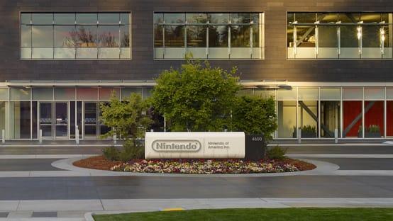 Nintendo corporate office