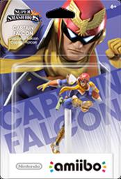 Captain Falcon Boxart