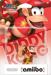 Diddy Kong Boxart