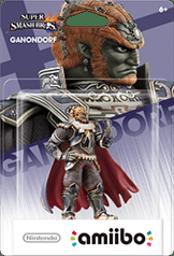 Ganondorf Boxart