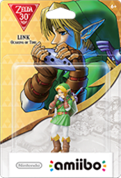 Link™ - Ocarina of Time Boxart