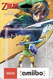 Link - Skyward Sword Boxart