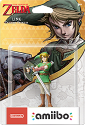 Link - Twilight Princess Boxart