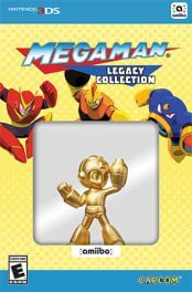 Mega Man® - Gold Edition Boxart