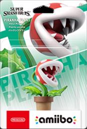 Piranha Plant Boxart