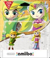 Zelda - The Wind Waker Boxart