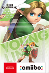 Young Link Boxart