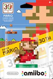 30th Anniversary Mario - Classic Color Boxart