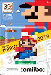 30th Anniversary Mario - Modern Color Boxart