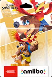 Banjo & Kazooie Boxart