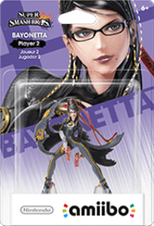 Bayonetta - Player 2 Boxart