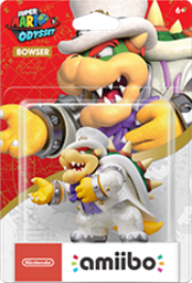 Bowser (Wedding Outfit) Boxart