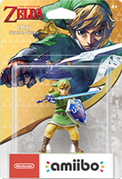 Link - Skyward Sword Boxart