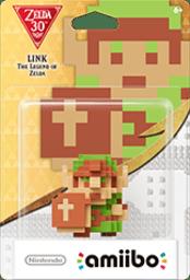 Link™ - The Legend of Zelda Boxart