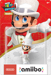 Mario (Wedding Outfit) Boxart