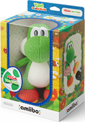 Mega Yarn Yoshi Boxart