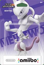 Mewtwo Boxart