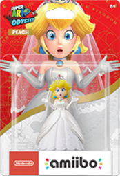 Peach (Wedding Outfit) Boxart