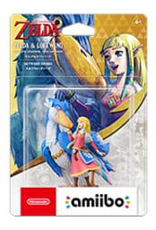 Zelda and Loftwing Boxart
