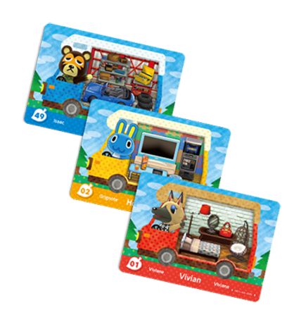 Animal Crossing: New Leaf - Welcome amiibo series figure