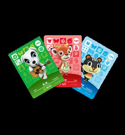 Animal Crossing Cards - Series 2 figure