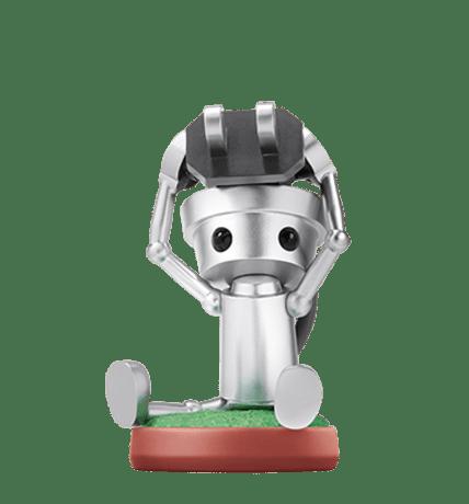 Chibi-Robo figure