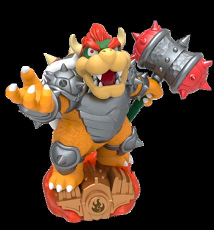 Hammer Slam Bowser figure
