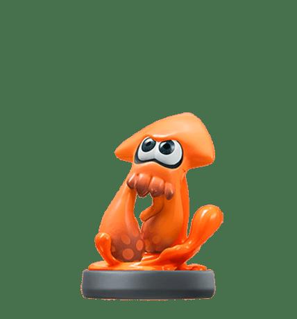 Inkling Squid figure