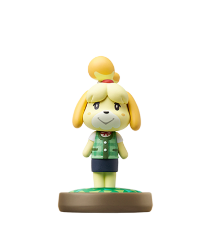 Isabelle - Summer Outfit figure