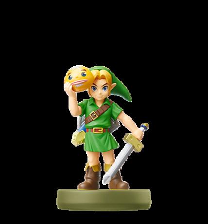 Link - Majora's Mask figure