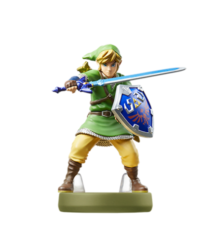 Link - Skyward Sword figure