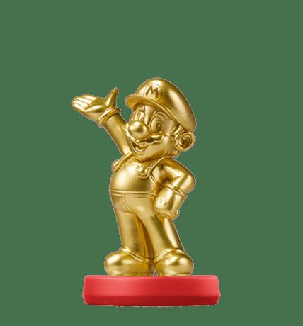 Mario™ - Gold Edition figure