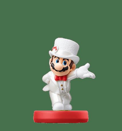 Mario (Wedding Outfit) figure