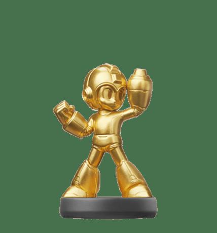 Mega Man® - Gold Edition figure