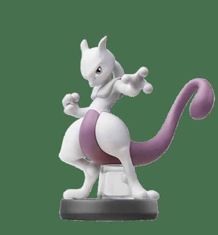 Mewtwo figure