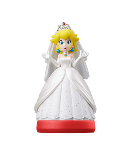 Peach (Wedding Outfit) figure
