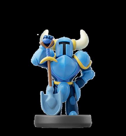 Shovel Knight figure