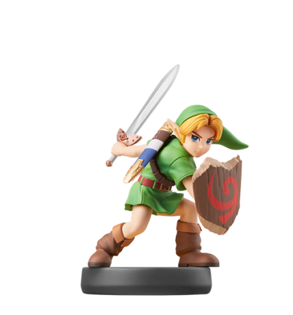 Young Link figure