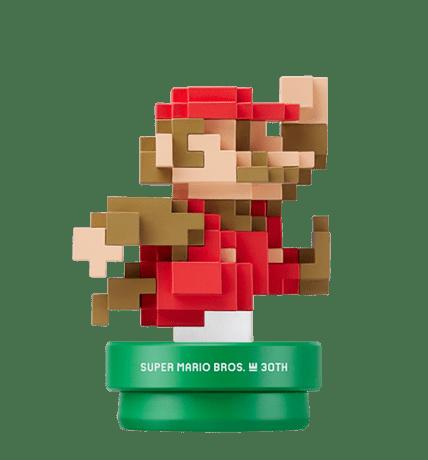 30th Anniversary Mario - Classic Color figure