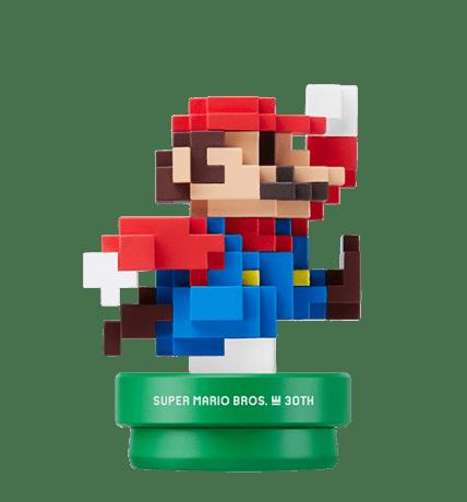 30th Anniversary Mario - Modern Color figure