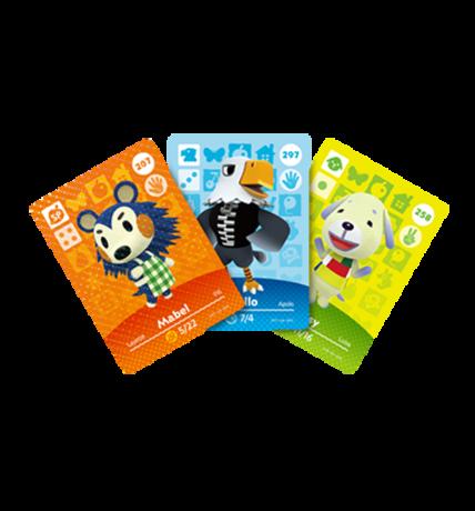 Animal Crossing Cards - Series 3 figure