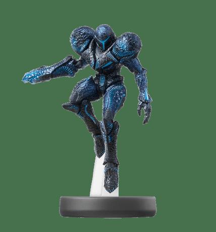 Dark Samus figure