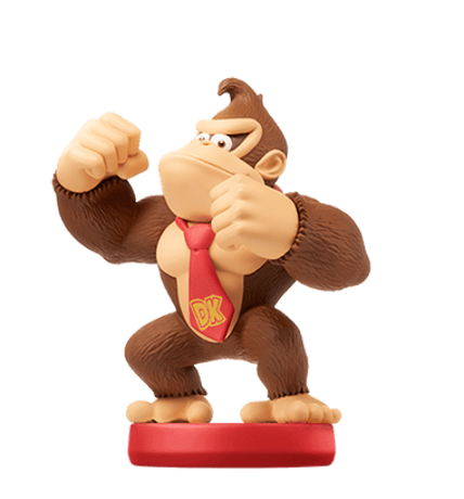 Donkey Kong figure