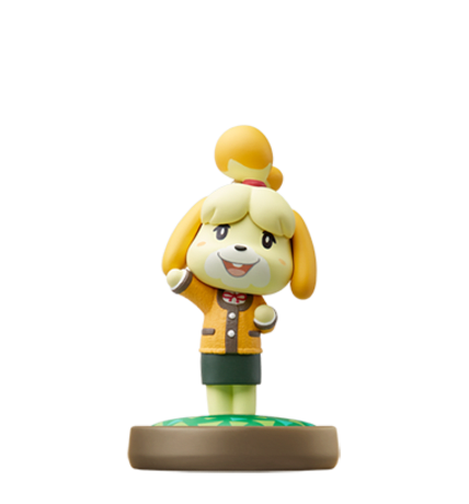 Isabelle - Winter Outfit figure