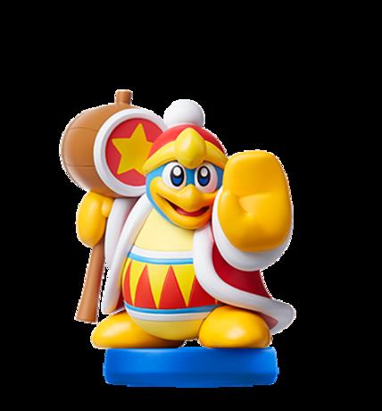 King Dedede figure