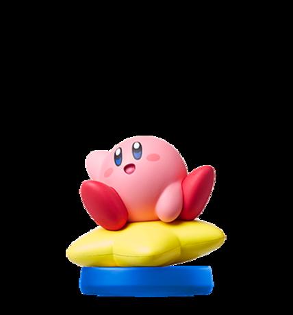 Kirby figure